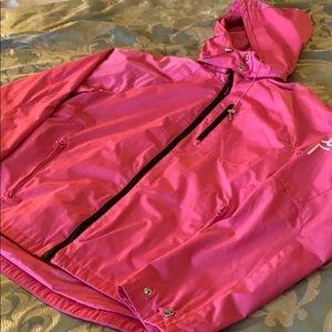 NWOT Rain Wind Sport Jacket LRL